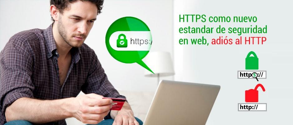 El HTTPS como nuevo estandar de seguridad en web