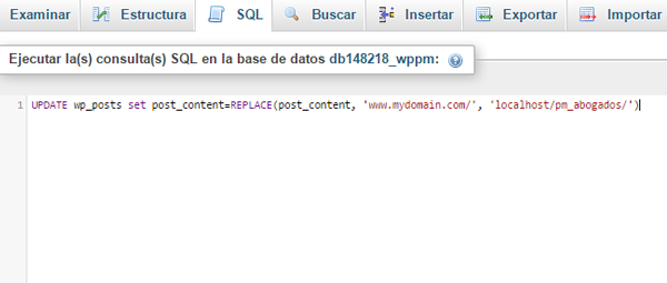 Wordpress ligas relativas y absolutas