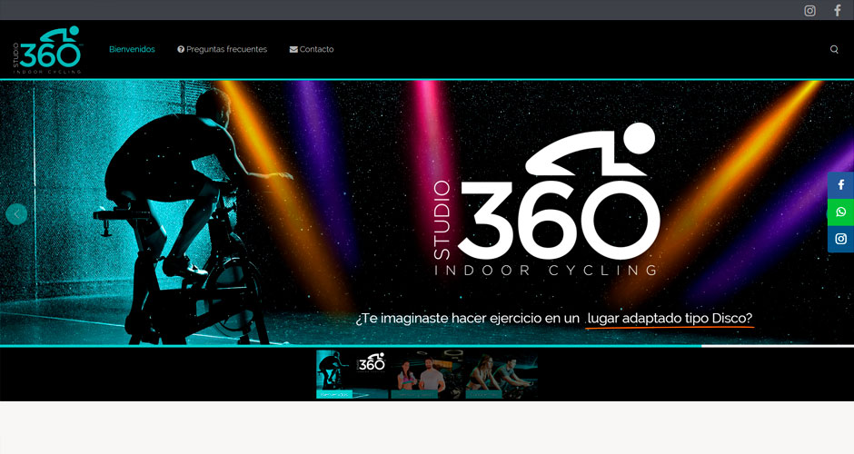 360 Cycling Studio