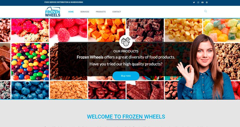 Frozen Wheels