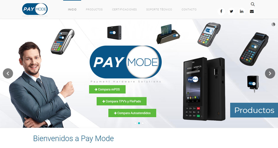 Pay Mode